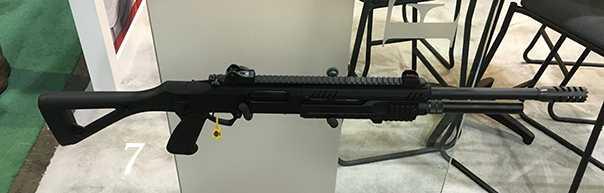 6)38 ежегодная выставка оружия Shot Show в Лас-Вегасе, штат Невада (часть 4)