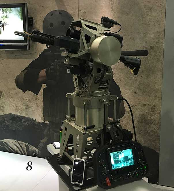 7)38 ежегодная выставка оружия Shot Show в Лас-Вегасе, штат Невада (часть 4)