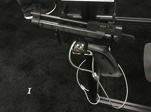 3)38 ежегодная выставка оружия Shot Show в Лас-Вегасе, штат Невада (часть 5)