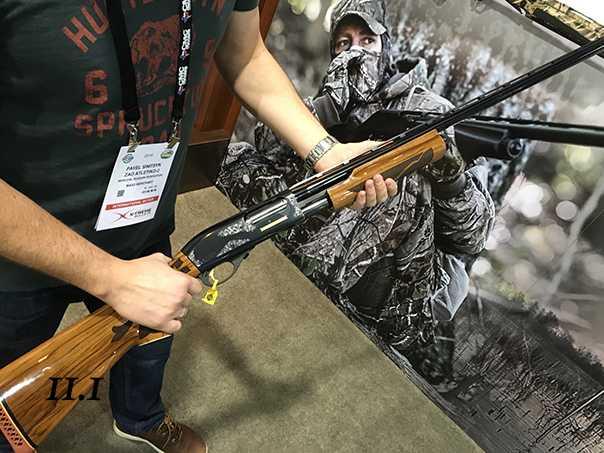 11)38 ежегодная выставка оружия Shot Show в Лас-Вегасе, штат Невада (часть 3)