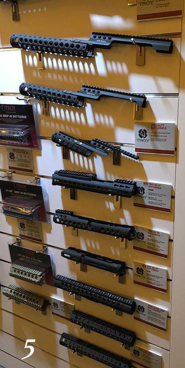 5)38 ежегодная выставка оружия Shot Show в Лас-Вегасе, штат Невада (часть 6)