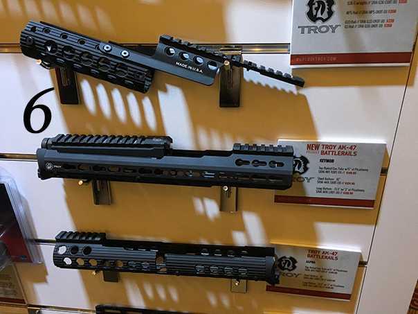 6)38 ежегодная выставка оружия Shot Show в Лас-Вегасе, штат Невада (часть 6)