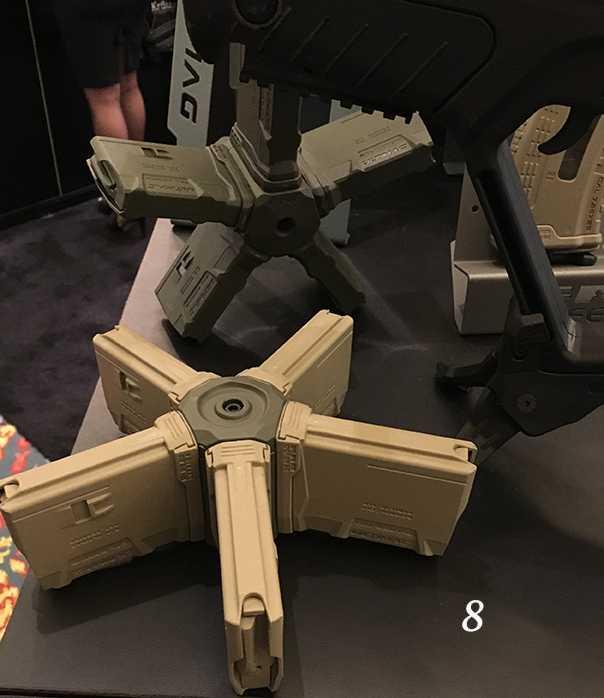 8)38 ежегодная выставка оружия Shot Show в Лас-Вегасе, штат Невада (часть 6)