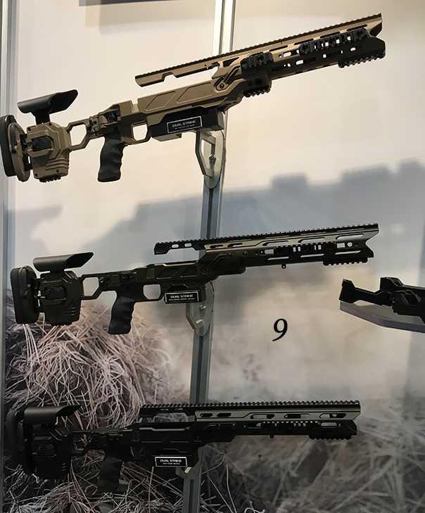 9)38 ежегодная выставка оружия Shot Show в Лас-Вегасе, штат Невада (часть 6)