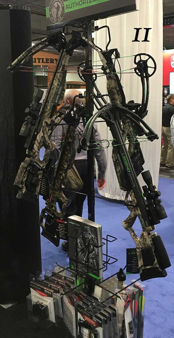 11)38 ежегодная выставка оружия Shot Show в Лас-Вегасе, штат Невада (часть 6)