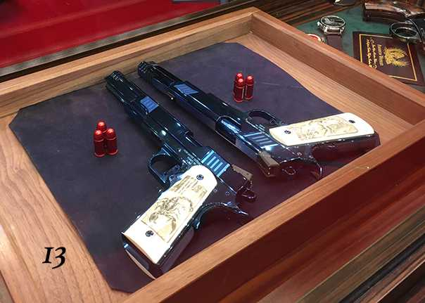 13)38 ежегодная выставка оружия Shot Show в Лас-Вегасе, штат Невада (часть 6)