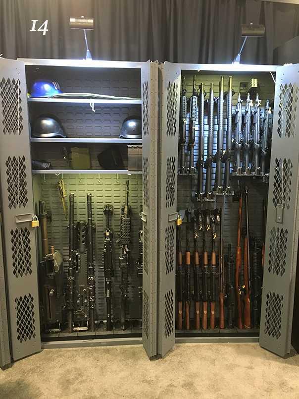 14)38 ежегодная выставка оружия Shot Show в Лас-Вегасе, штат Невада (часть 6)