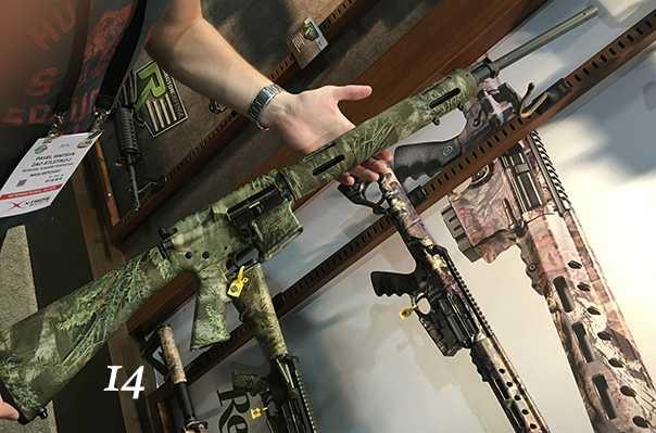 15)38 ежегодная выставка оружия Shot Show в Лас-Вегасе, штат Невада (часть 3)