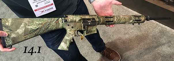 16)38 ежегодная выставка оружия Shot Show в Лас-Вегасе, штат Невада (часть 3)