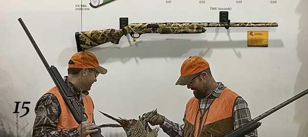 17)38 ежегодная выставка оружия Shot Show в Лас-Вегасе, штат Невада (часть 3)