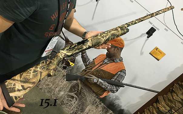 18)38 ежегодная выставка оружия Shot Show в Лас-Вегасе, штат Невада (часть 3)