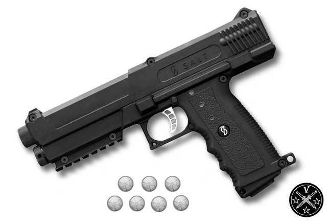 Пневматическое оружие самозащиты
