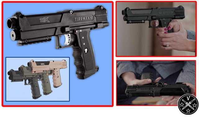 Прототип пистолета