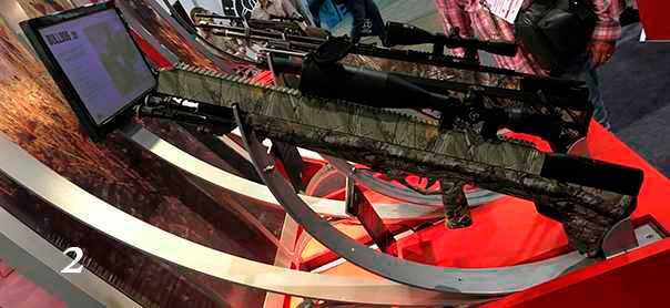 2)38 ежегодная выставка оружия Shot Show в Лас-Вегасе, штат Невада (часть 3)