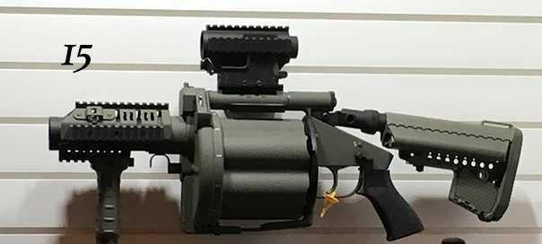15)38 ежегодная выставка оружия Shot Show в Лас-Вегасе, штат Невада (часть 6)