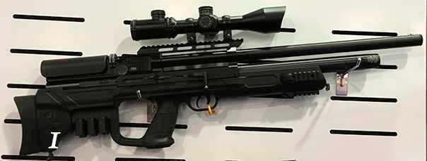 1)38 ежегодная выставка оружия Shot Show в Лас-Вегасе, штат Невада (часть 2)