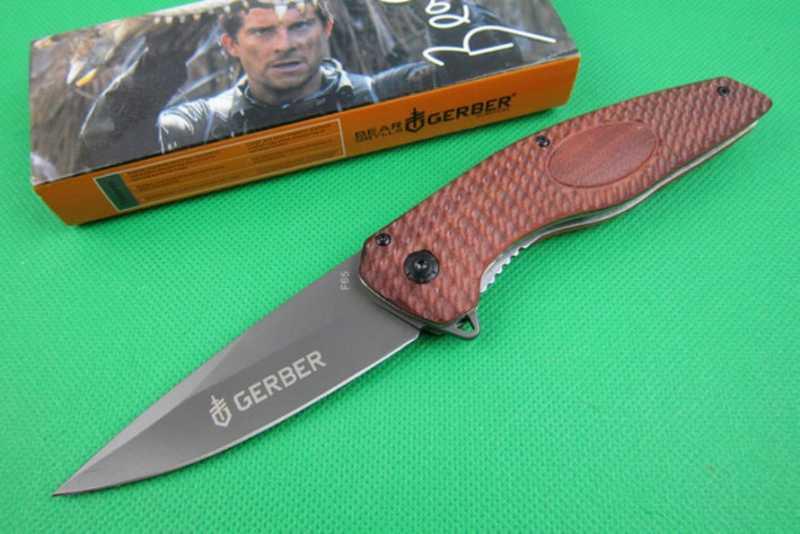 1)F65 или Нож от Медведя.