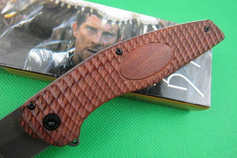 3)F65 или Нож от Медведя.
