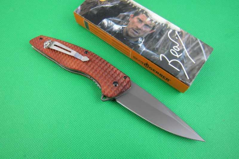 4)F65 или Нож от Медведя.
