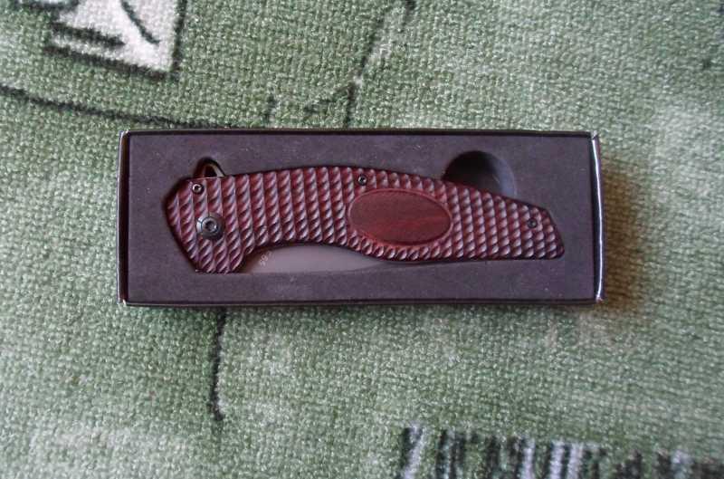 5)F65 или Нож от Медведя.