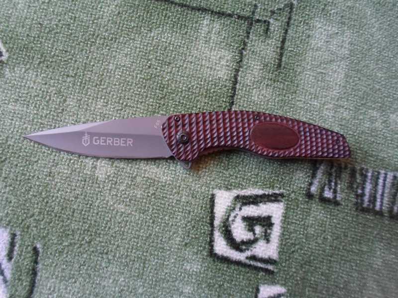 9)F65 или Нож от Медведя.