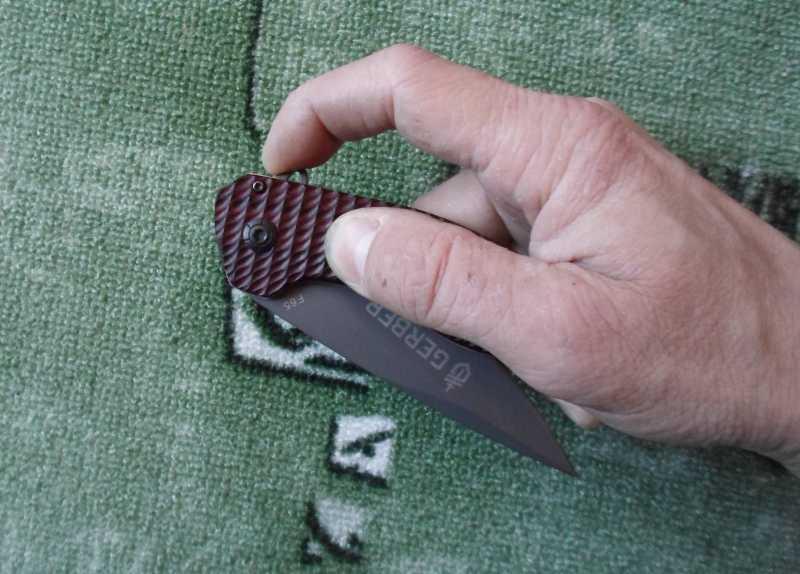 10)F65 или Нож от Медведя.