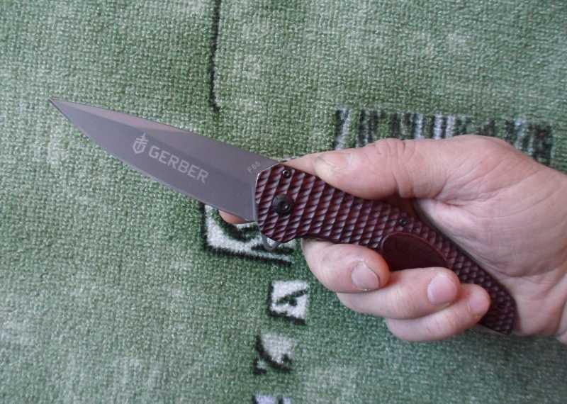 11)F65 или Нож от Медведя.