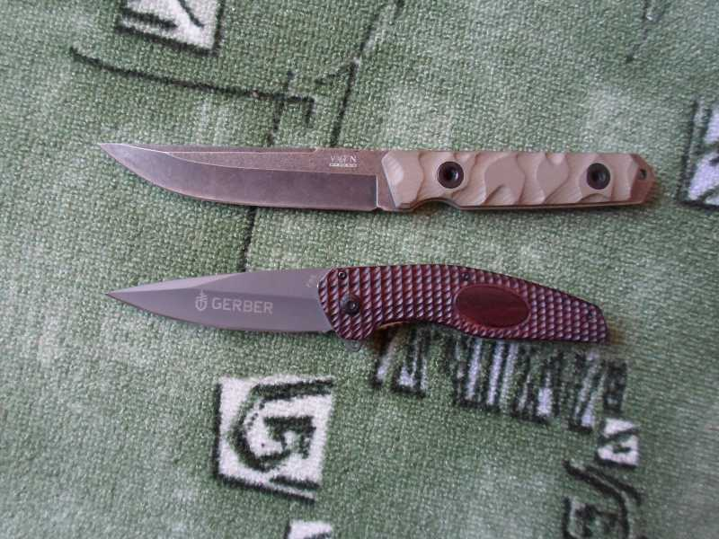 13)F65 или Нож от Медведя.