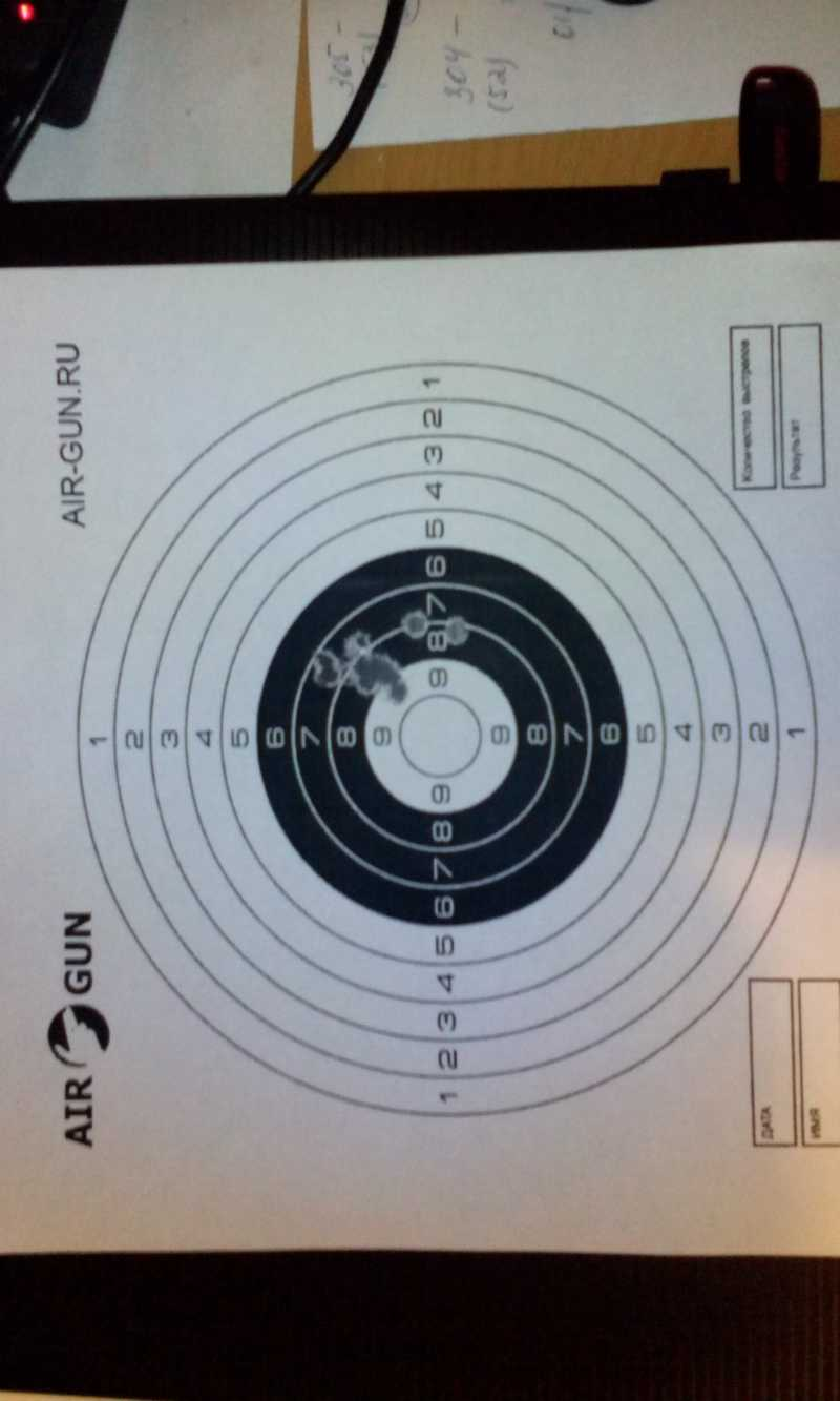 3)Umarex Ruger Black Hawk Magnum - первые итоги