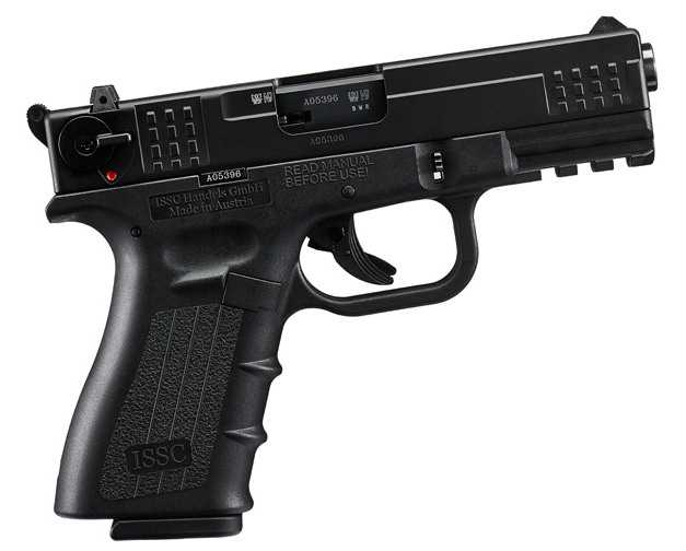 Пистолет .22 калибра ISSC M22