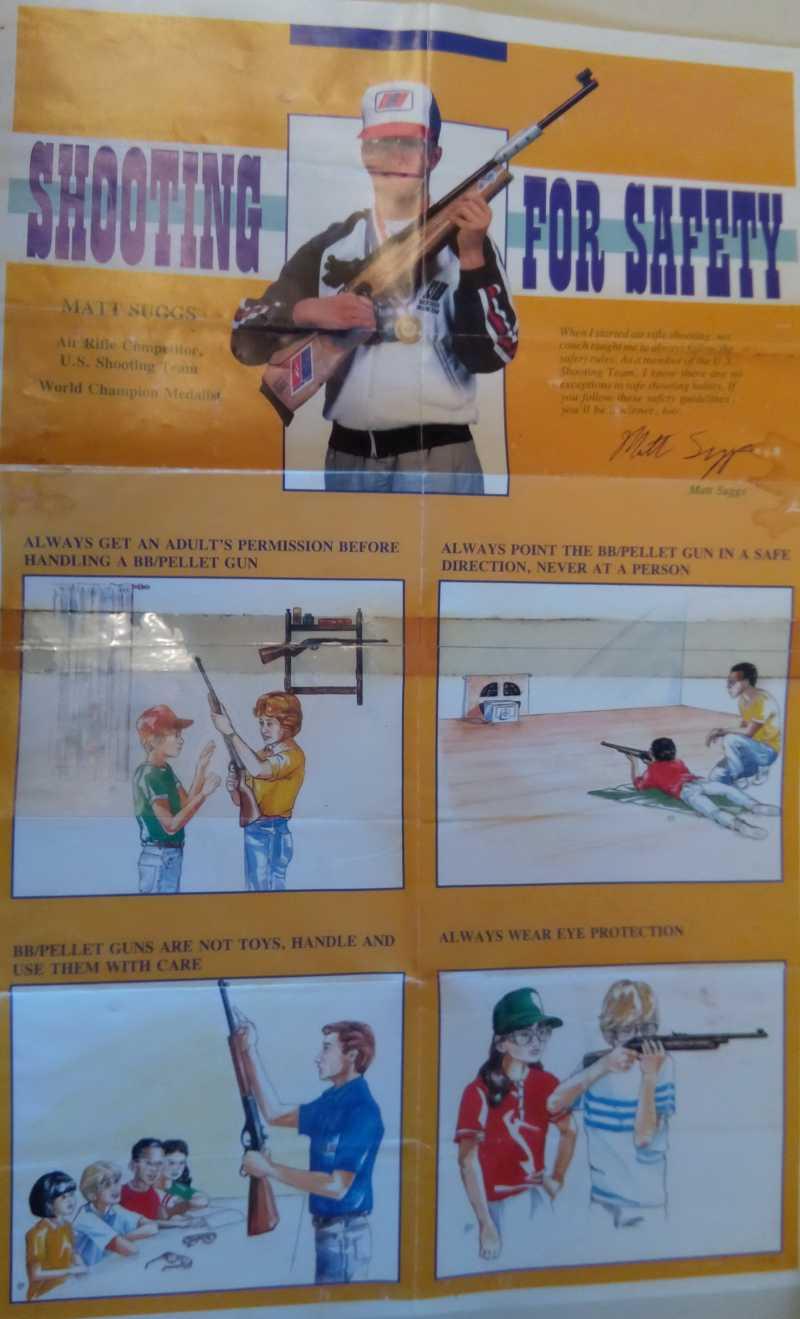 7)Пружинно-поршневой пистолет Marksman 1010