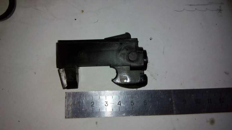 36)Пружинно-поршневой пистолет Marksman 1010