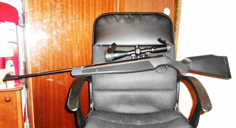 1)Umarex Ruger Black Hawk Magnum - первые итоги