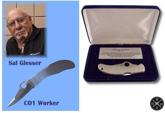 1)Нож - открыть одной рукой. Часть 3