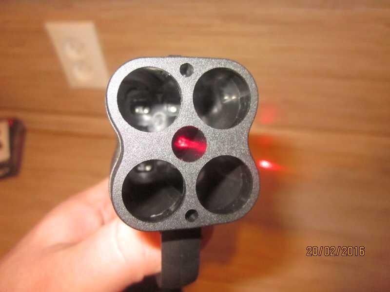 10)Обзор газового пистолета «Премьер-4».