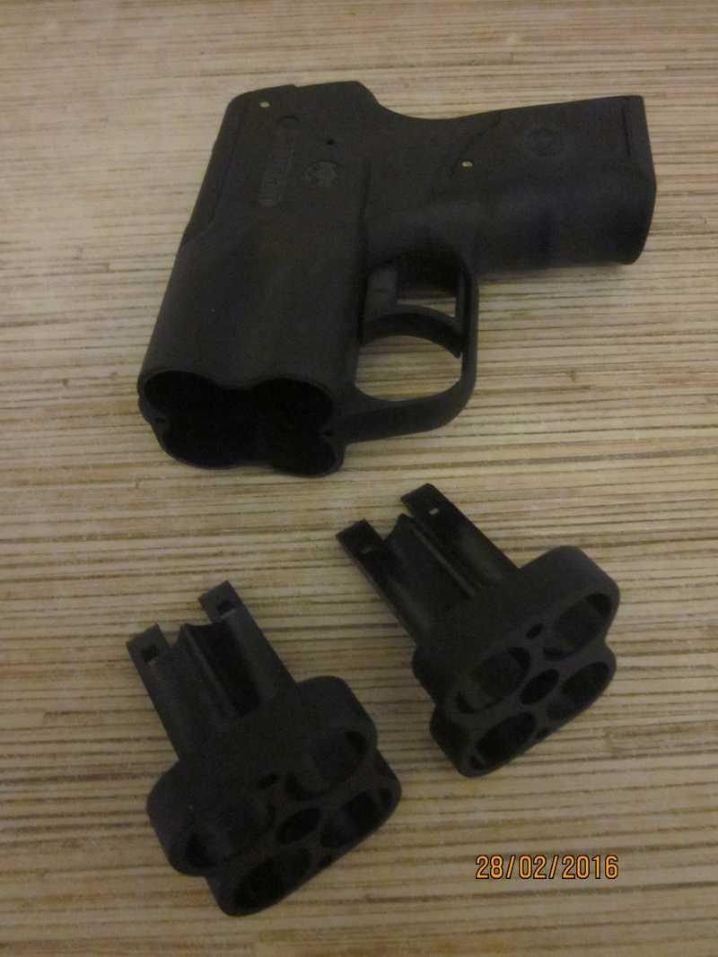 11)Обзор газового пистолета «Премьер-4».