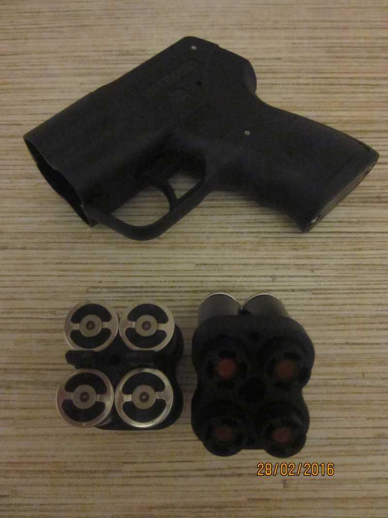 16)Обзор газового пистолета «Премьер-4».