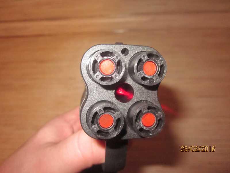 19)Обзор газового пистолета «Премьер-4».