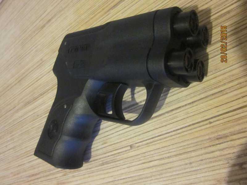20)Обзор газового пистолета «Премьер-4».