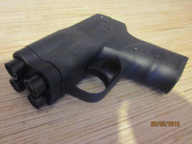 21)Обзор газового пистолета «Премьер-4».