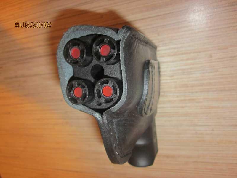 32)Обзор газового пистолета «Премьер-4».