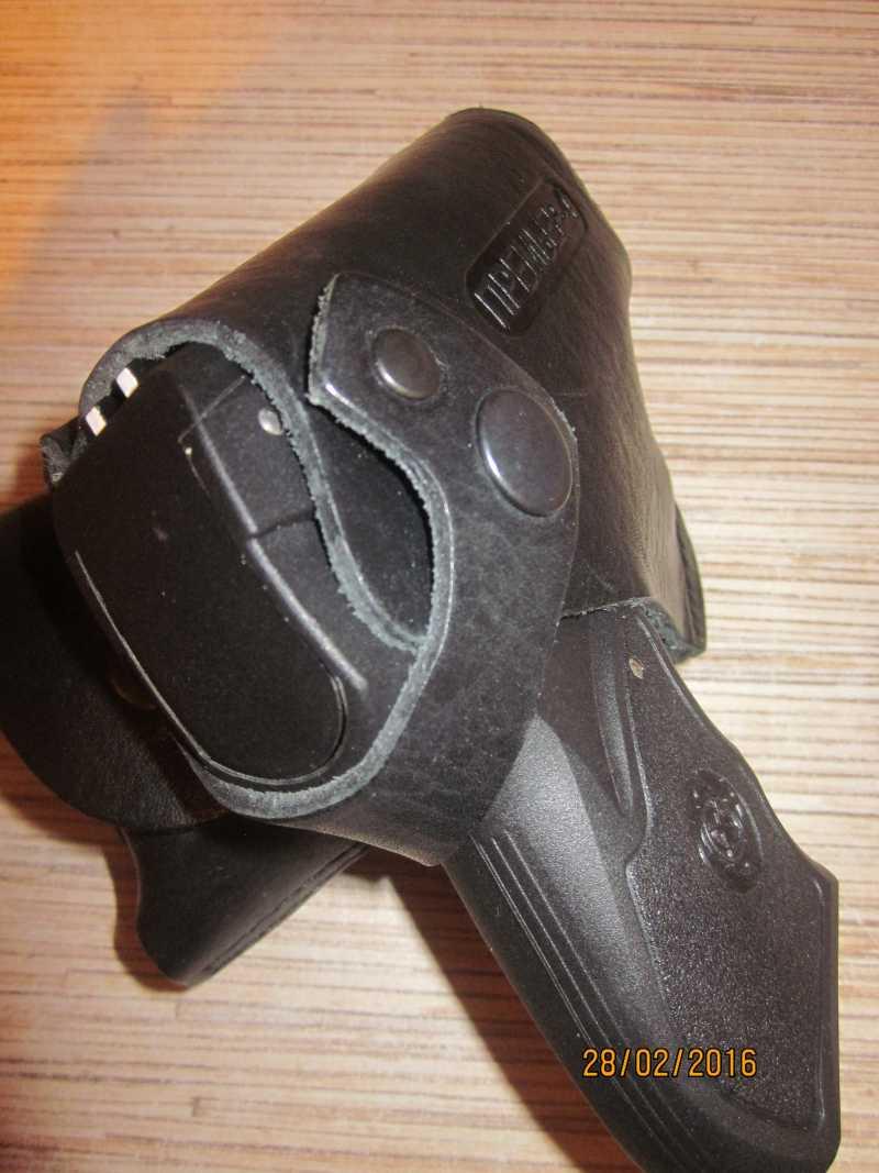 33)Обзор газового пистолета «Премьер-4».