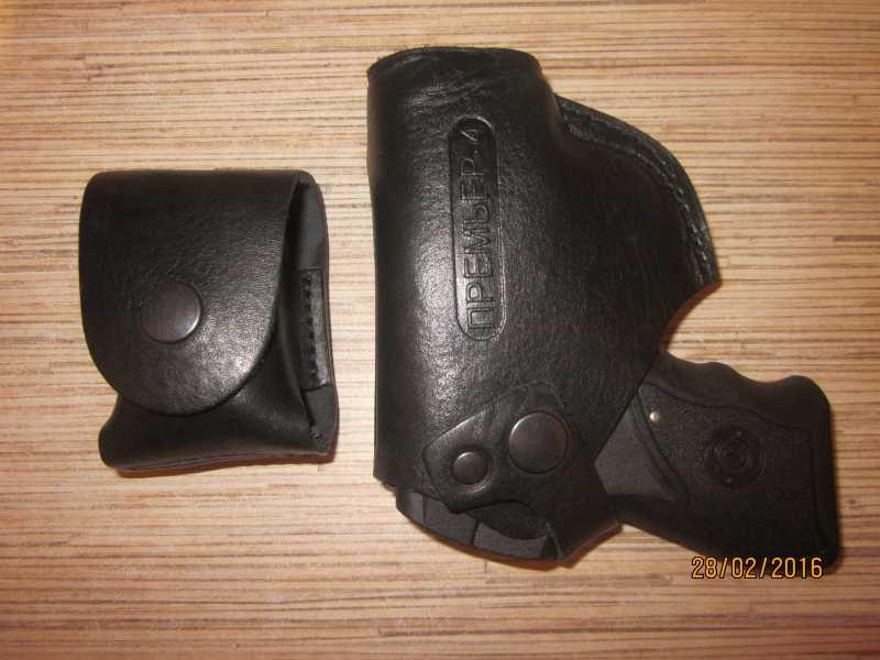 34)Обзор газового пистолета «Премьер-4».