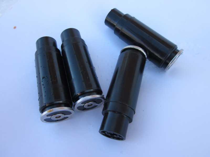 26)Обзор газового пистолета «Премьер-4».