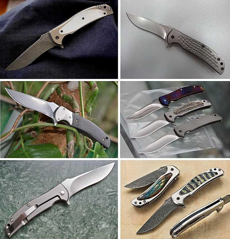 3)Нож SteelClaw Резервист