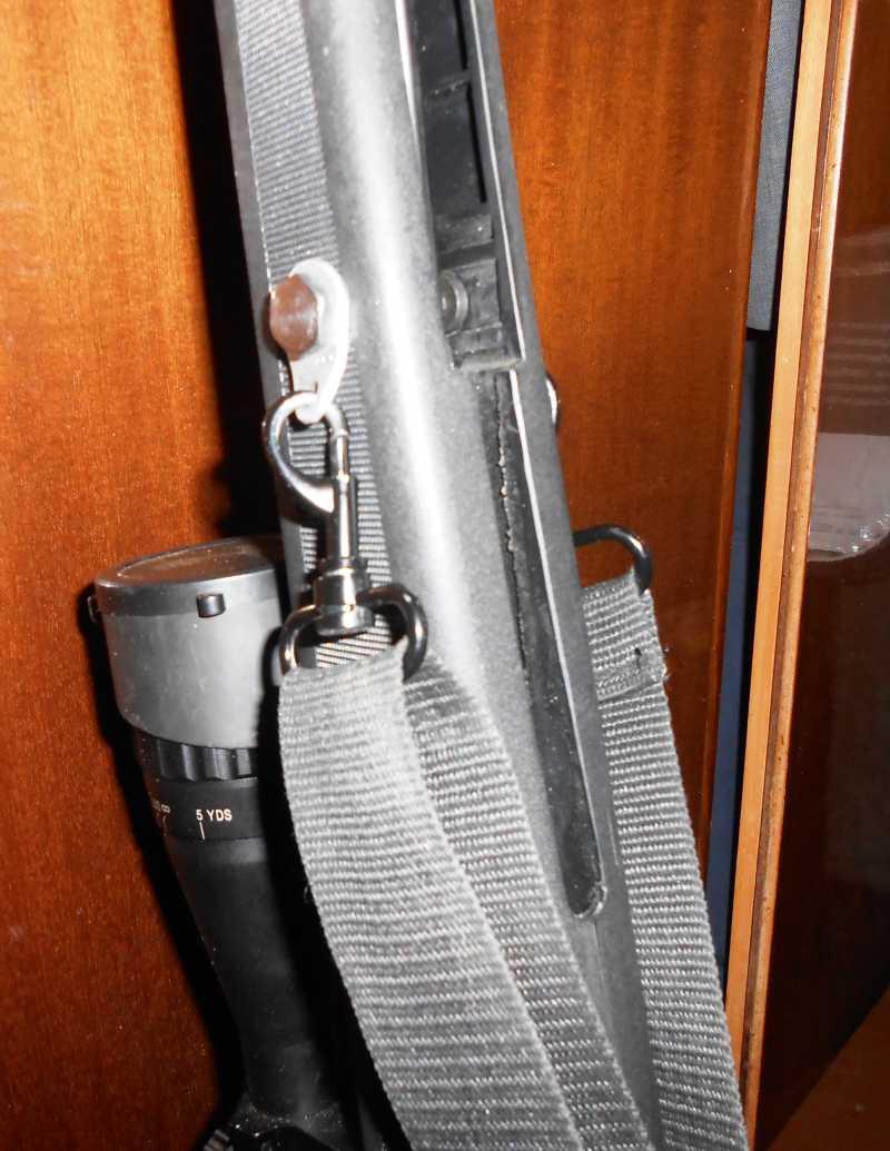 3)Ремень для стрельбы из ППП