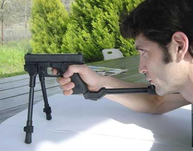 8)И ЭТО всё стреляет !