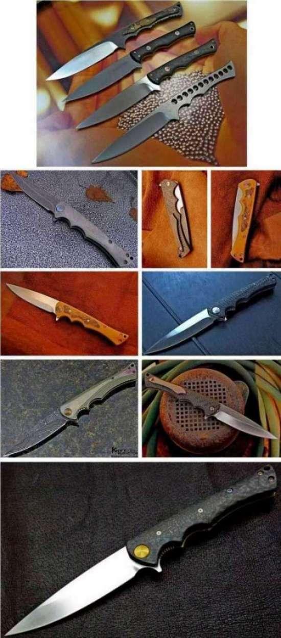 3)Куда ведет след Черной Лисы. Нож SteelСlaw Черная Лиса.