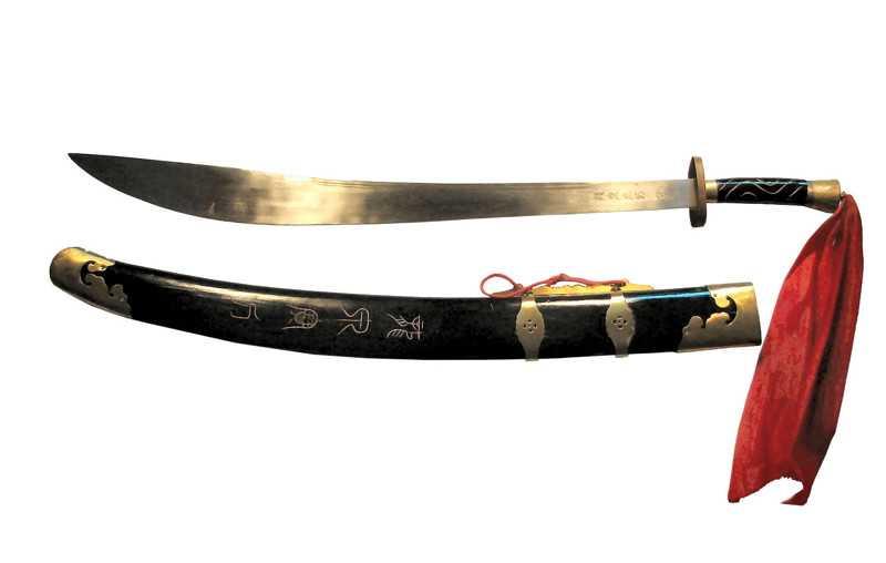 2)Катанакиллер - мечом по мечу.