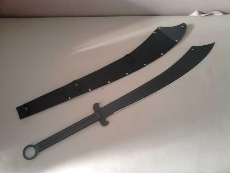 16)Катанакиллер - мечом по мечу.